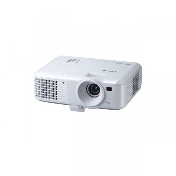CANON PROJECTOR WITH WALL SCREEN BUNDLE