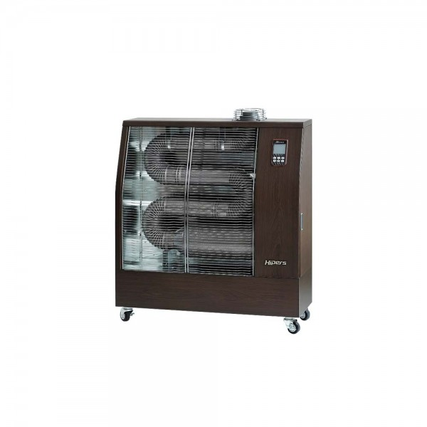 MARTELO OIL INFRARED HEATER 120 TO 220 M2 WOOD