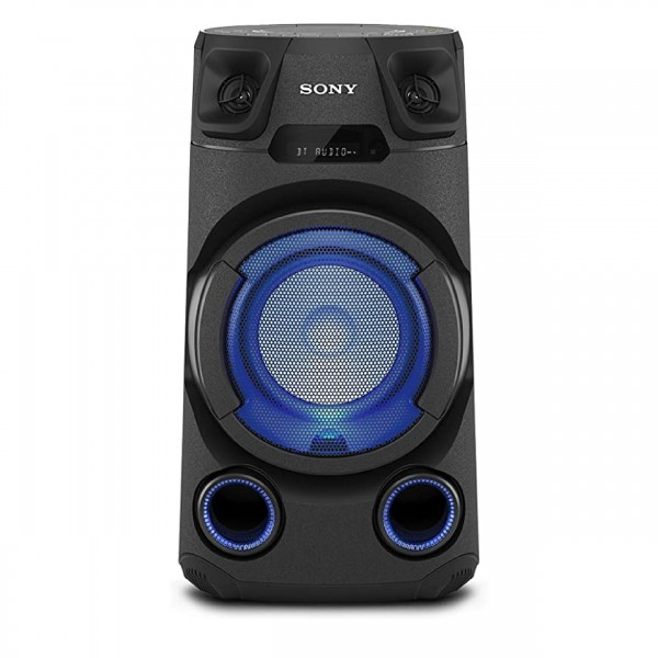 SONY HIGH POWER AUDIO SYSTEM WITH BLUETOOTH