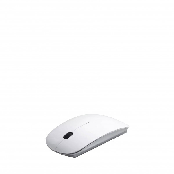 CASELOGIC BLUETOOTH RE-CHARGEABLE MOUSE - WHITE