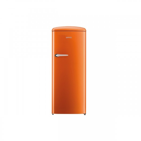 GORENJE REFRIGERATOR 14CF FREESTANDING 1 DOOR ORANGE