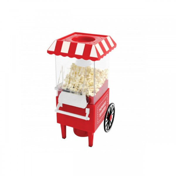 Super Chef Pop Corn Maker 1200W Red