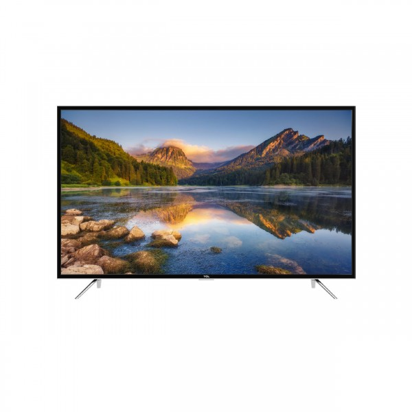 "TCL LED 50"" UHD 4K HDR SMART"