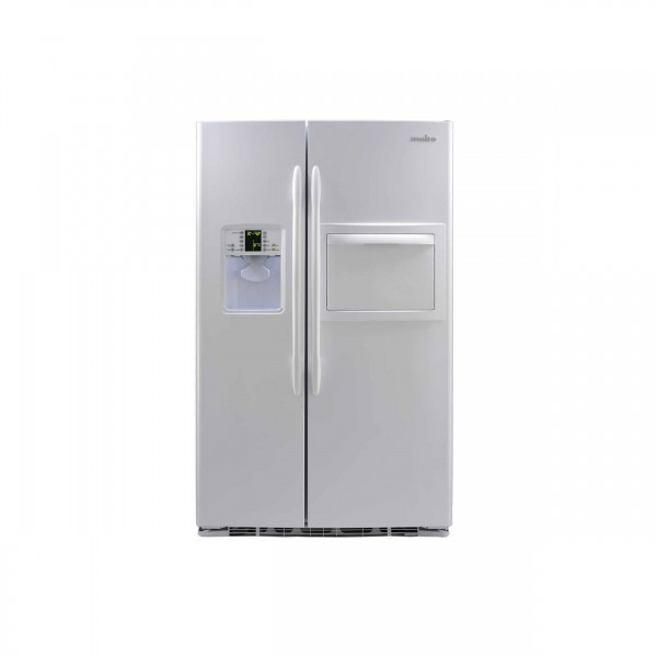 MABE REFRIGERATOR 30CFT WHITE COLOR SIDE BY SIDE