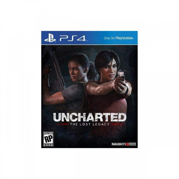 PS4 GAME UNCHARTED LOST LEGACY