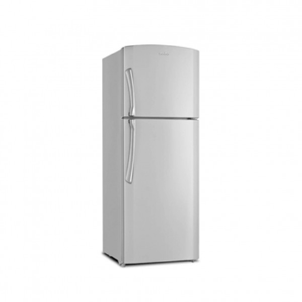 MABE REFRIGERATOR 2 DOORS 19CF SILVER NO FROST