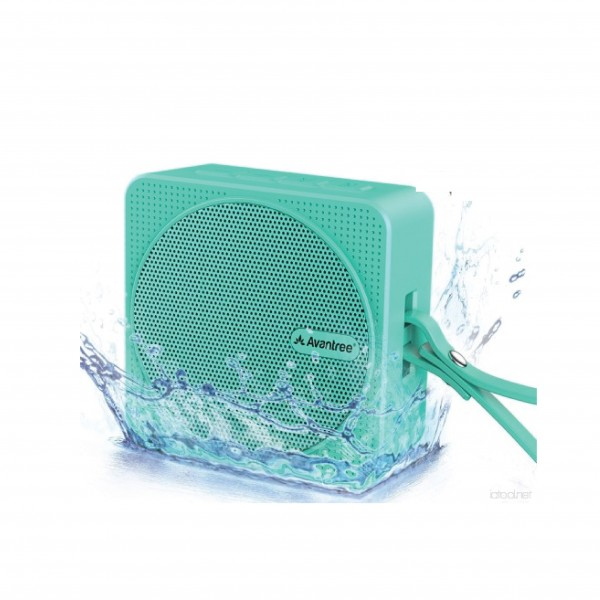BLUETOOTH V4.2 WATER RESISTANT IPX6 SPEAKER WITH TWS MICRO S
