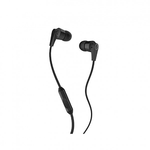 SKULLCANDY INK'D 2.0 BLACK W/MIC