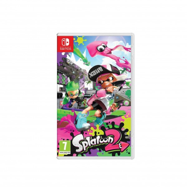 NINTENDO SWITCH GAME SPLATOON 2 US