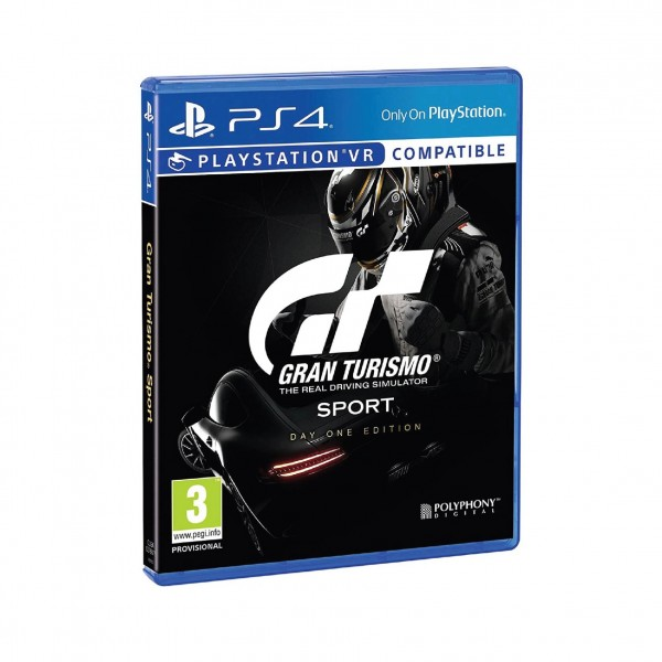PS4 GAME GRAN TURISMO SPORT US