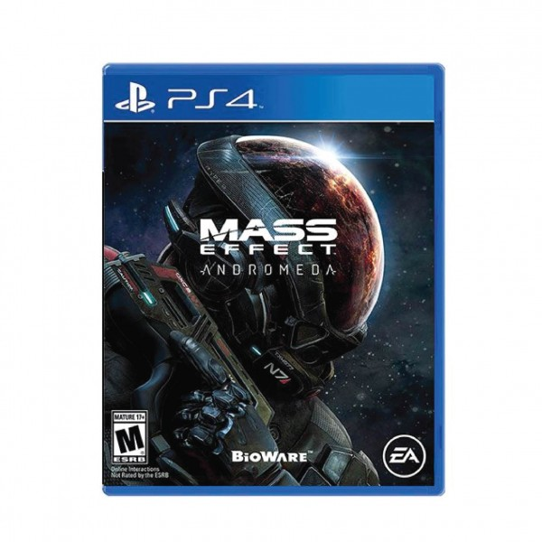 PS4 GAME MASS EFFECT ANDROMEDA US