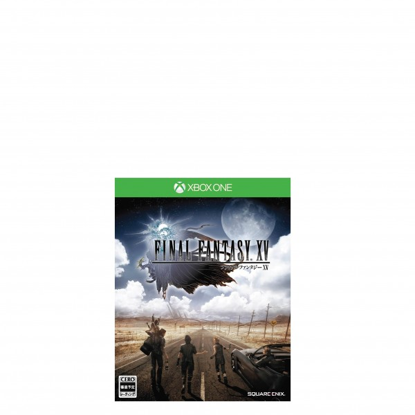 XBOX ONE FINAL FANTASY XV DAYEDITION