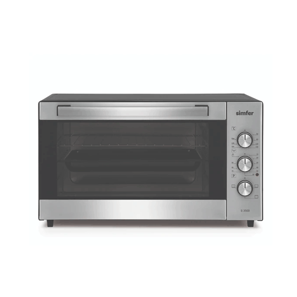 SIMFER ELECTRIC OVEN 40 L 1800 W STAINLESS STEEL