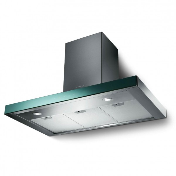 FABER WALL MOUNTED HOOD 90CM 690M3/H STAINLESS