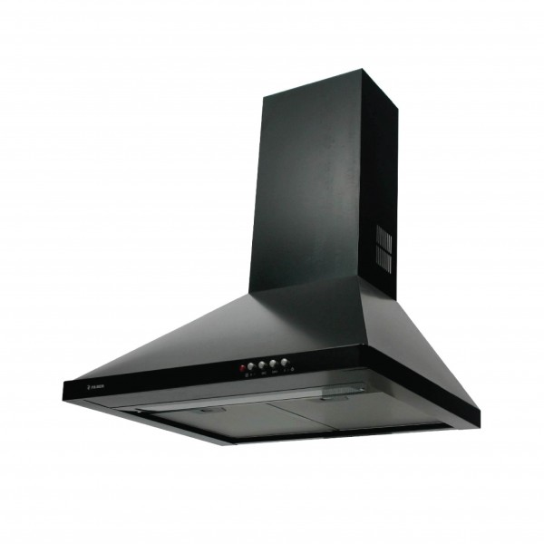 FABER WALL MOUNTED HOOD 90CM BLACK
