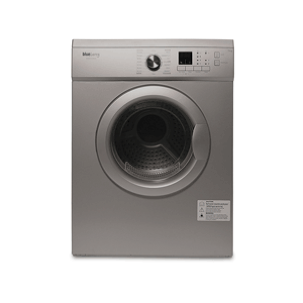 BLUE BERRY DRYER VENTED 7KG SILVER