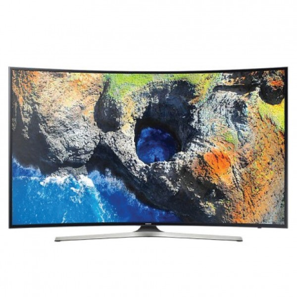 "SAMSUNG LED 65"" CURVED  UHD  SAMRT  WEB BROWSER 3HDMI 3USB"