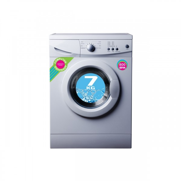 CAMPOMATIC WASHER FRONT LOAD 7 KG 1000 RPM