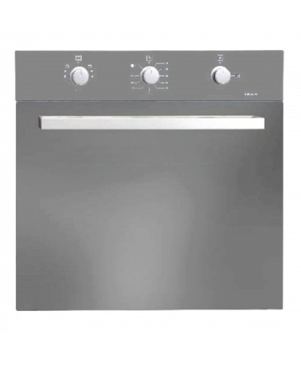 SUPER CHEF OVEN 60CM GAS GAS STAINLESS