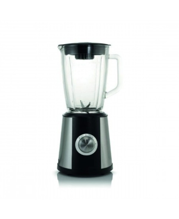 SUPERCHEF-BLENDER-GLASS JAR-500WATTS-1.5LITERS-BLACK COLOR