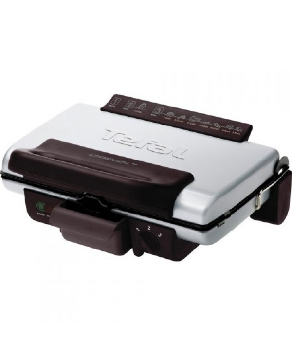 TEFAL CONTACT GRILLS SILVER(GC302B26)1700W
