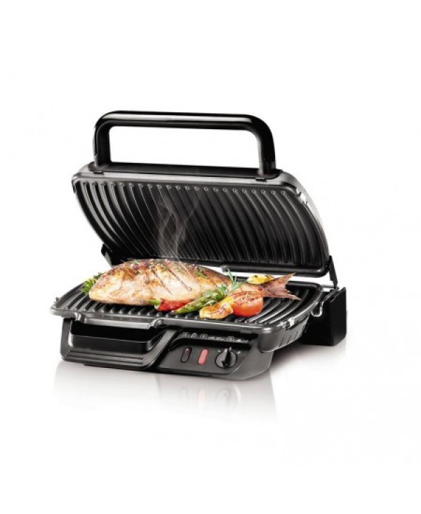 TEFAL CONTACT GRILLS 2400W SILVER
