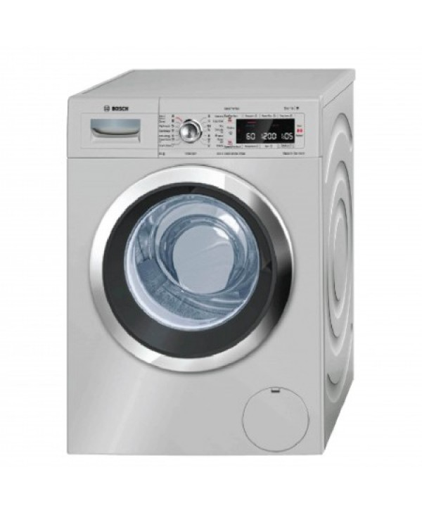BOSCH WASHER FRONT LOAD 9KG 1600RPM STAINLESS