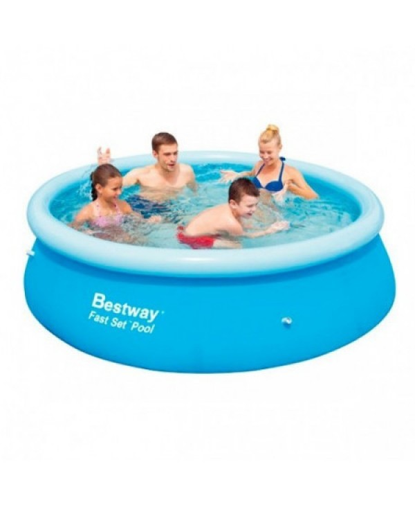 BESTWAY ROUND SWIMMING POOL 2.44M*0.66M