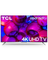 """TCL LED 65"""" 4K CERTIFIED ANDROID TV"""