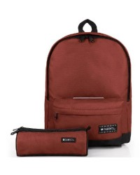 Gabol, Backpack Adults, 1 Part, 31x40x14cm, 225321, Brown.