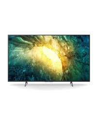 SONY LED 75'' 4K HDR SMART ANDROID TV