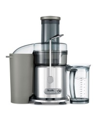 BREVILLE JUICE EXTRACTOR 1200 W STAINLESS STEEL