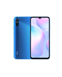 MI REDMI 9I- 4GB- 64GB -BLUE + (FREE COVER)