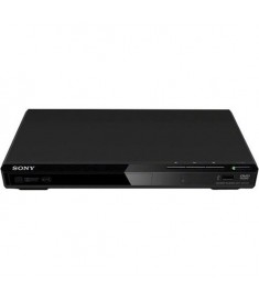 SONY COMPACT DVD PLAYER WITH USB
