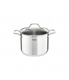 Tefal Pasta Pot Intuition 22 Cm Stainless Steel