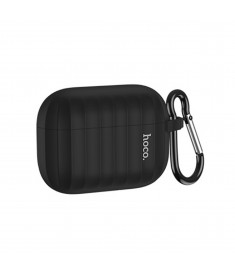 HOCO WB20 FENIX PROTECTIVE COVER FOR AIRPODS PRO - BLACK