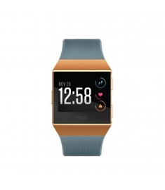 FITBIT IONIC, SLATE BLUE/BURNT ORANGE, LARGE AND SMALL BANDS