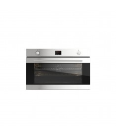 FLORA OVEN 90CM GAS ELECTRIC 120LTS INOX