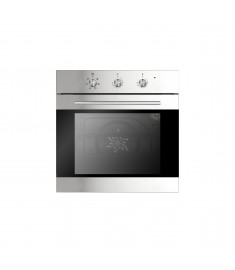 FLORA GAS OVEN 60CM 67LTR GAS GRILL CONVECTION STAINLESS