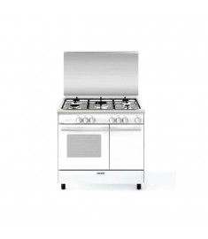 GENERAL GAS COOKER BOTTLE 90CM 5 GAS BURNERS WHITE