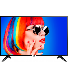 "IDEA LED 32"" HD TV + 2 REMOTE CONTROL"