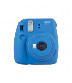FUJIFILM INSTAX MINI 9 CAMERA COBALT BLUE