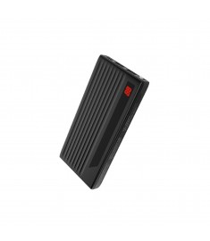 HOCO J27 POWER BANK 10000 MAH BLACK