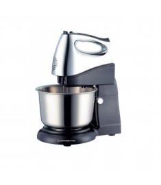 CAMPOMATIC Hand Mixer with Bowl 400 W Black & Stainless