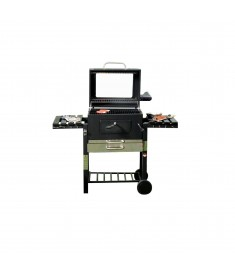 Kingsgarden Barbeque Charcoal With 2 Side Trays