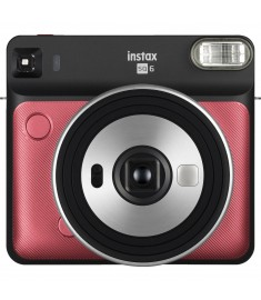 INSTAX SQUARE SQ6 GRAPHITE RUBY RED