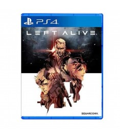 PS4 GAME LEFT ALIVE