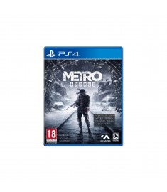 PS4 VIDEO GAME METRO EXODUS