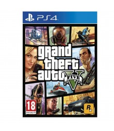 PS4 GAME GTA 5