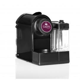 CADOR C23 LOVING ITALIAN CAPUCCINO MACHINE COLOR BLACK,
